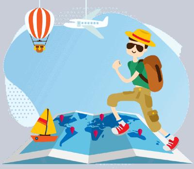 travelling digital marketing